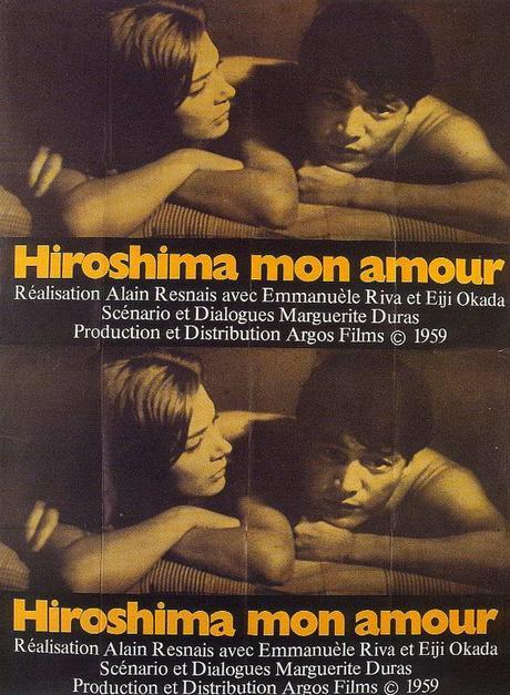 HIROSHIMA MON AMOUR - Alain Resnais