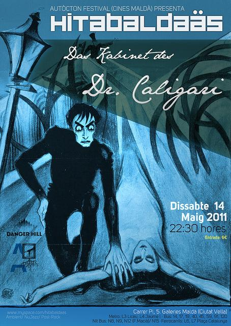 EL GABINETE DEL DR. CALIGARI -  Robert Wiene (1920)