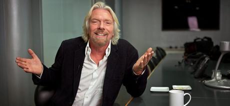 Los consejos para emprendedores de Richard Branson