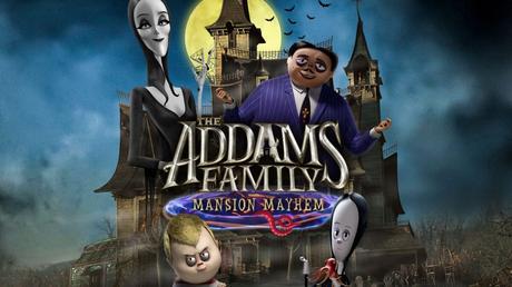 Nuevo tráiler de The Addams Family: Mansion Mayhem
