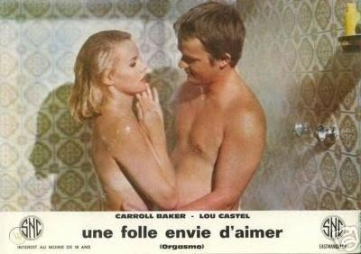 ORGASMO (PARANOIA) (Italia, Francia; 1969) Intriga, Erótico