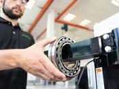 Schaeffler refuerza negocio servicios división industrial