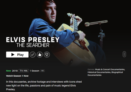 Elvis, pura música