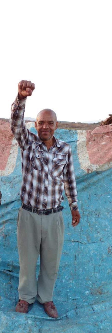 Apresan en Tamayo a Obispo Figuereo, por lucha de agricultores por sus tierras contra el CAC.