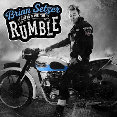Brian Setzer - Smash up on highway one (2021)