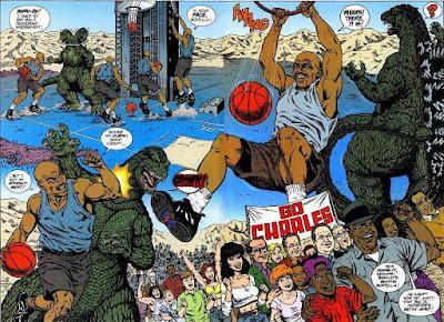 Sport Comics (I)