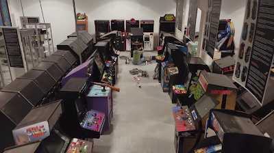 Arcadeología; La obsesión por la diversión
