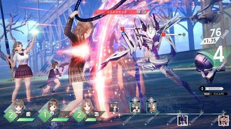Blue Reflection Second Light anunciado para Playstation 4