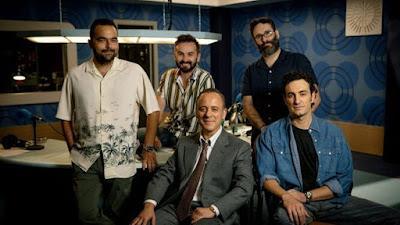 Fila EFE - Nº 54. Charlamos con Carlos Therón, director de la serie Reyes de la noche y la película Operación Camarón