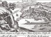 Grabado Santander,copia realizado Braun 1575
