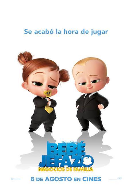 ¡Gana premios de la película EL BEBÉ JEFAZO: NEGOCIOS DE FAMILIA!