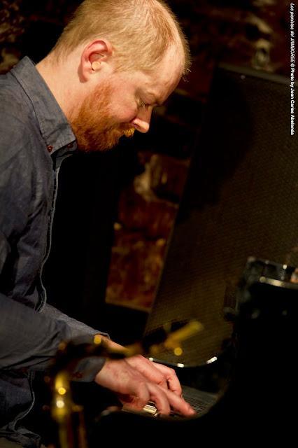 FOTO-Los pianistas del JAMBOREE-HÀVARD WIIK
