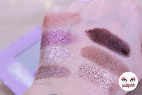 Paleta Lavender Breeze de Catrice