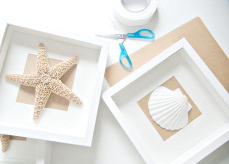 4 diy con conchas de mar
