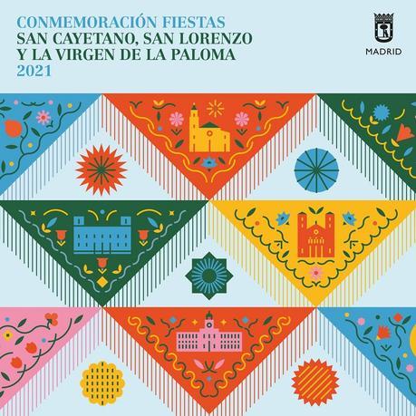 Fiestas de San Cayetano, San Lorenzo y La Paloma en 2021 en Madrid
