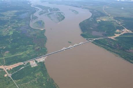 Inameh informa que se encuentra en alerta temprana por la crecida que experimenta el Río Orinoco