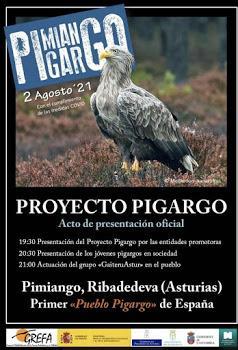 Pigargos en Asturias, ¿nos hemos vuelto locos?