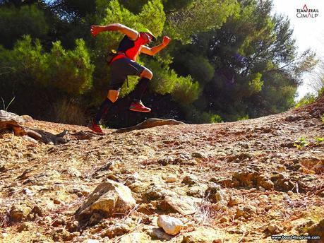 Trail Running.... Correr para competir o para dominar el medio...?