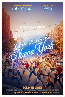 Cuando el mundo entero encaja en una sola película (En un barrio de Nueva York)