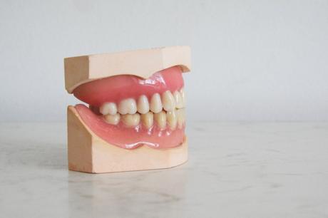 limpiar dentadura postiza