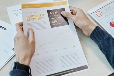 7 programas para hacer reportes vistosos para pequeños negocios