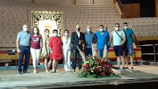 El G.E.V. estuvo allí: Premio Ciudad de Villacarrillo 2021