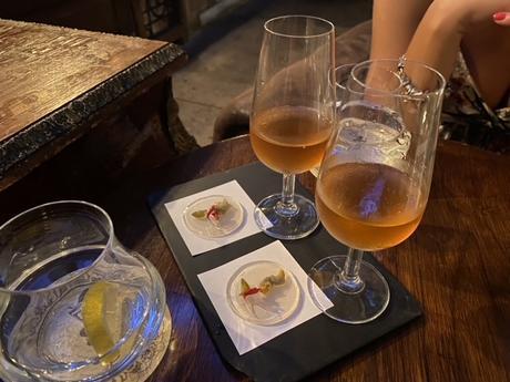 Restaurante Apotheke, en Valencia (España)