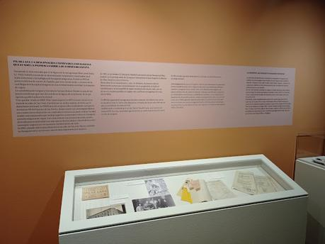 BLOGSSIPGIRL HA VISITADO: EXPOS: AZUL CIANOTIPIA, 1914-2014, (IN)VISIBLE Y  TIERRA SUJETO POLÍTICO, EN CENTRO DE HISTORIAS.
