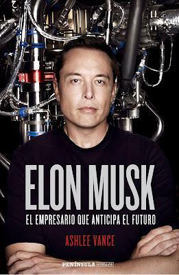 Elon Musk; El empresario que anticipa el futuro