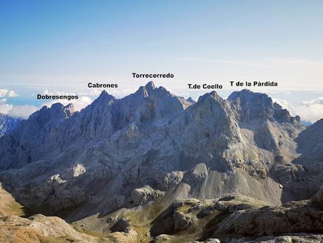 La Torre de la Palanca y bajada de Jermoso a Cordiñanes