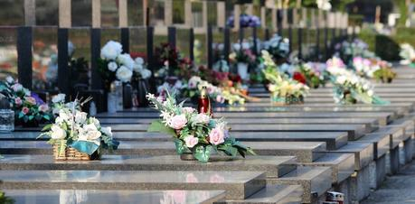 tipos de flores para difuntos y funerales