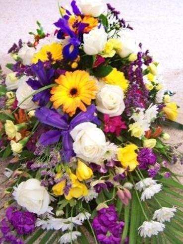 tipos de flores para difuntos y funerales 11