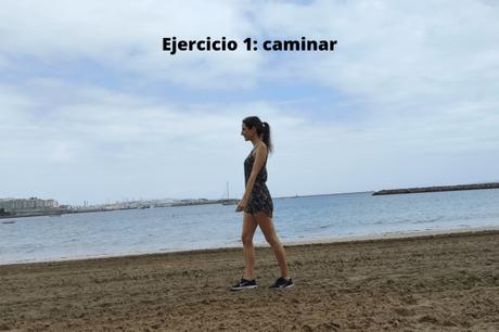 Beneficios del ejercicio en la playa