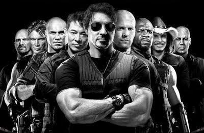 Se confirma el reparto y desvela la trama de 'The Expendables 2' ('Los Mercenarios 2')