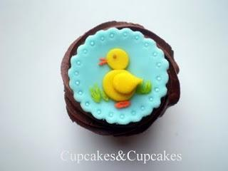 Celebra tu Baby Shower con Cupcakes