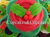 Cupcakes tematicos Navidad