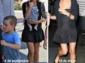 Curiosidades: Victoria Beckham sigue llevando ropa embarazada conjuntada hija Harper Seven