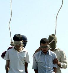Tres nuevas ejecuciones de gays en Irán