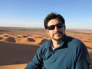 José Antonio Delgado entrevistado por Jesús Gabriel Gutiérrez en el blog