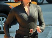 Foto Scarlett Johansson rodaje `Los Vengadores´