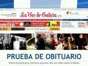 Galicia obituario Manuel Fraga