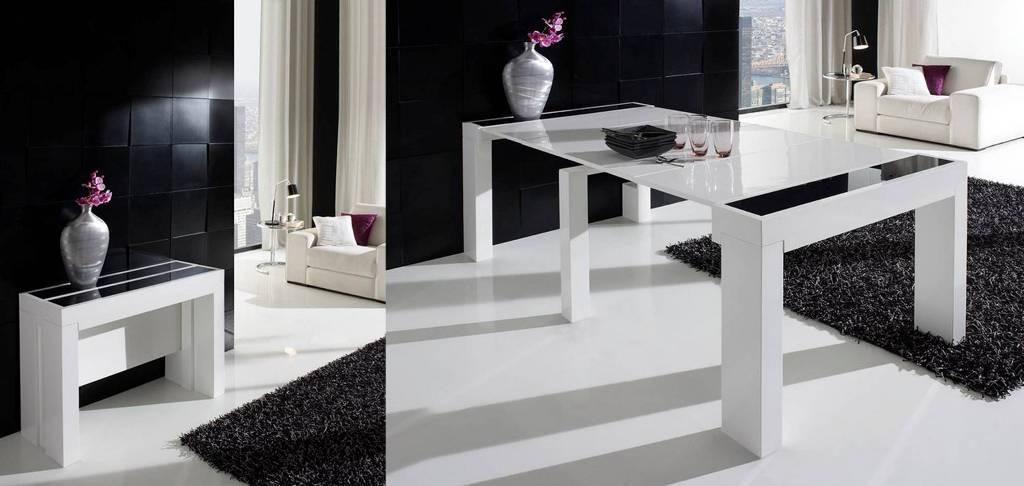 Mesas plegables modernas paperblog for Diseno de mesas plegables