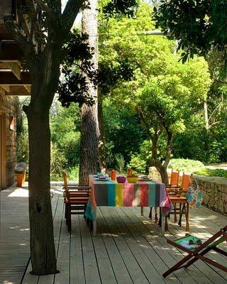 Patios rusticos y despojados i paperblog for Decoracion de patios rusticos
