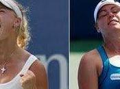 Open: Wozniacki semifinales Zvonareva eliminada