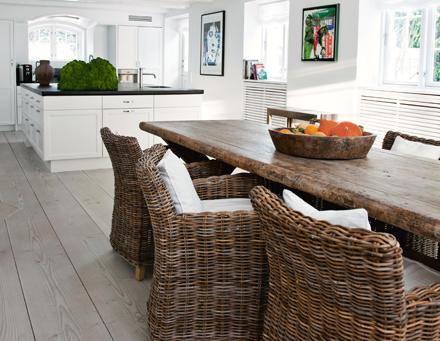 Beautiful Mesas Cocina Rusticas Photos - Casas: Ideas & diseños ...