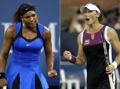 Open: Serena Stosur irán título femenino