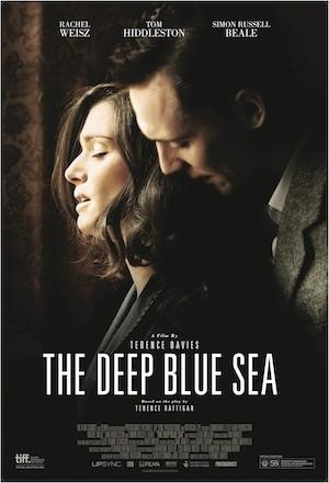 Cartel de Deep Blue Sea