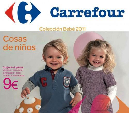 Colecci n beb 2011 de carrefour paperblog - Sillas bebe carrefour ...