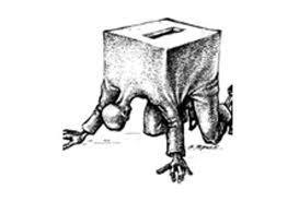 El peso de las urnas