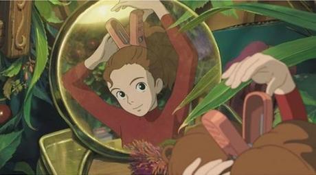 """Reseñas cine: """"Arrietty y el mundo de los diminutos"""""""